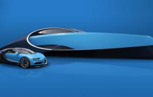Mobil Pengantin Tidak Puas 'Hanya' Buat Supercar, Bugatti Siapkan Superyacht?