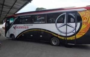 Mobil Pengantin Harga Sewa Bus Pariwisata Sembodo Rute Dalam dan Luar Kota Jakarta
