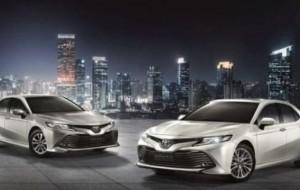 Mobil Pengantin Toyota Camry 2018 Resmi Dirilis di Thailand, Tanda-tanda Akan ke Indonesia?
