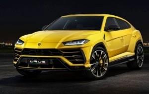 Mobil Pengantin SUV Lamborghini Urus Resmi Dijual di Indonesia