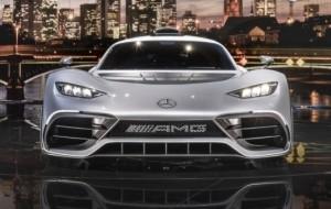 Mobil Pengantin Rahasia Sentuhan AMG di Balik Produk-produk Mercedes