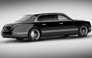 Mobil Pengantin Begini Nantinya Wujud Mobil Baru Presiden Putin