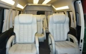 Mobil Pengantin Ingin Rental Hi Ace Luxury? Yuk Lihat Fitur-fiturnya Dulu!