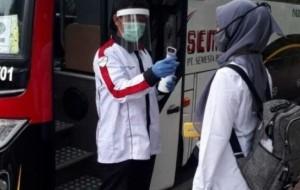 Mobil Pengantin Tips Sewa Bus Jakarta dengan Aman Selama Pandemi Covid 19