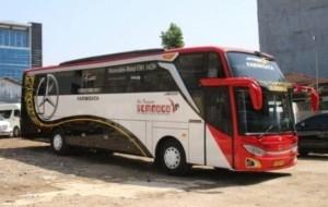 Mobil Pengantin Mau Sewa Bus Pariwisata? Cek Dulu Kondisinya Melalui Aplikasi Ini