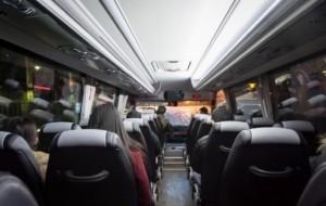 Mobil Pengantin 4 Tips Aman Sewa Bus Pariwisata Di Tengah Pandemi