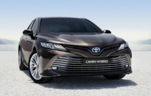 Mobil Pengantin Lebih Premium, Ini Harga Terbaru Toyota Camry Generasi ke 8
