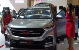 Mobil Pengantin Wuling SUV Dijual dengan Nama Almaz, Sudah Bisa Dipesan!