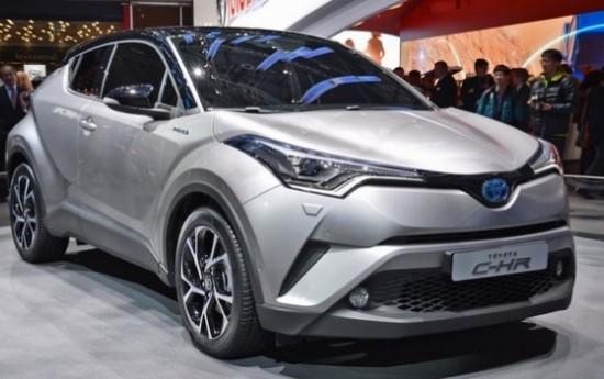 Sewa Kapan Toyota C-HR Dijual Di Indonesia?