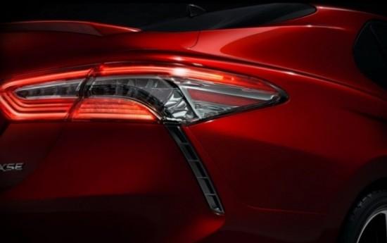 Sewa Toyota Hadirkan Gambar Teaser Camry Terbaru