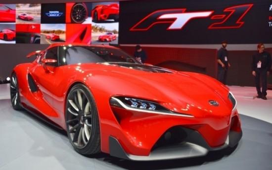 Sewa Toyota Perkenalkan Mobil Sport Baru Bulan Depan