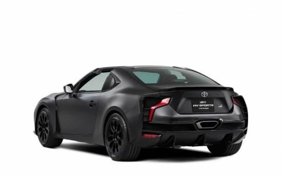 Sewa Inikah Sportscar Masa Depan Toyota?