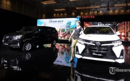 Sewa Toyota Bantah Desain Avanza Baru Contek Kompetitor