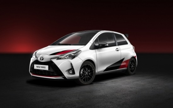 Sewa Toyota Yaris Supercharge Kembali Menggoda