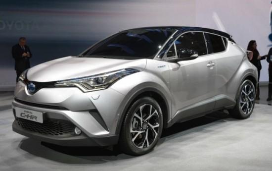 Sewa Toyota Siapkan Penantang Honda HR-V di Indonesia
