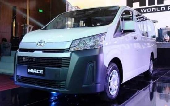 Sewa Toyota Buka Peluang Luncurkan Toyota HiAce Terbaru di Indonesia