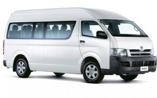 Sewa Toyota Hiace, Kendaraan Alternatif Untuk Mudik Lebaran