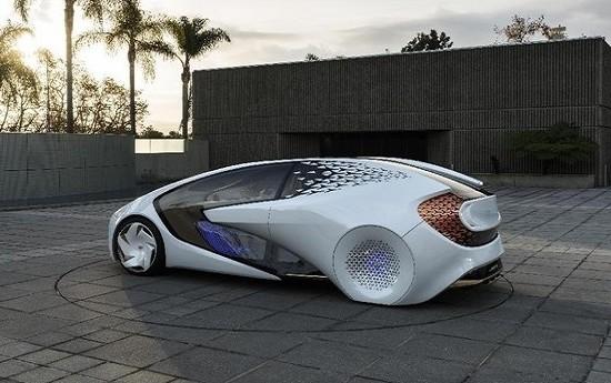 Sewa Toyota Siap Kembangkan Mobil Otonom Bersinyal 5G