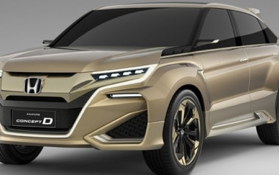 Sewa Gempur Segmen SUV, Honda Siapkan Mobil Baru UR-V!