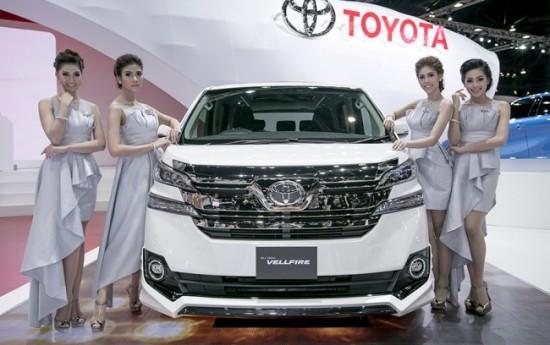 Sewa Tanpa Gembar-Gembor Toyota Rilis 2 MPV Edisi Khusus
