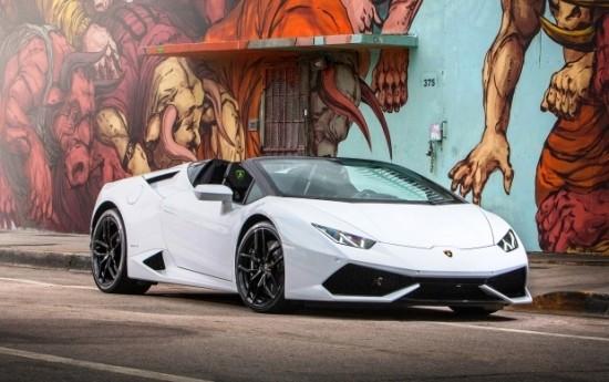 Sewa Supercar Lamborghini Senilai Rp4 Miliar Dicuri dari Rental