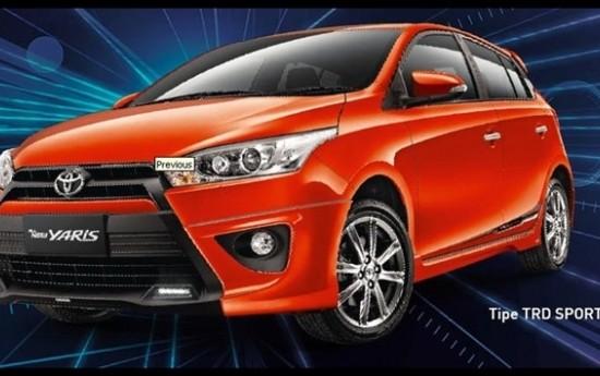 Sewa Toyota Siapkan Mobil untuk Kejuaraan Dunia Reli 2017