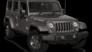 Sewa mobil Jeep Rubicon