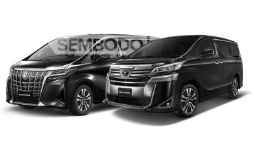 Sewa mobil Toyota New Alphard & Vellfire