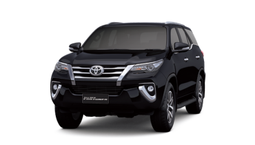 Sewa mobil Toyota All New Fortuner (VRZ & SRZ)