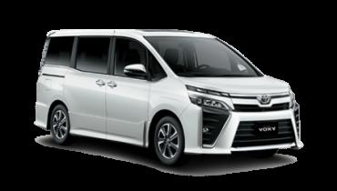 Sewa mobil Toyota All New Voxy