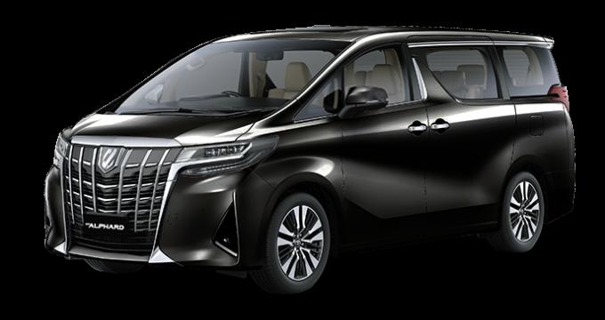 Sewa mobil online - Toyota New Alphard & Vellfire