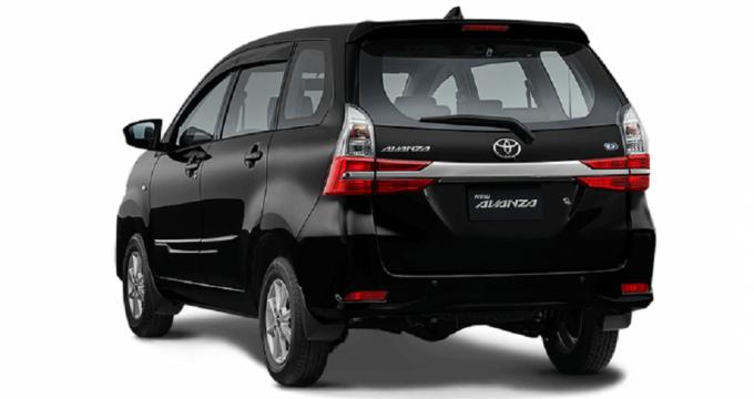 Sewa mobil online - Toyota Avanza