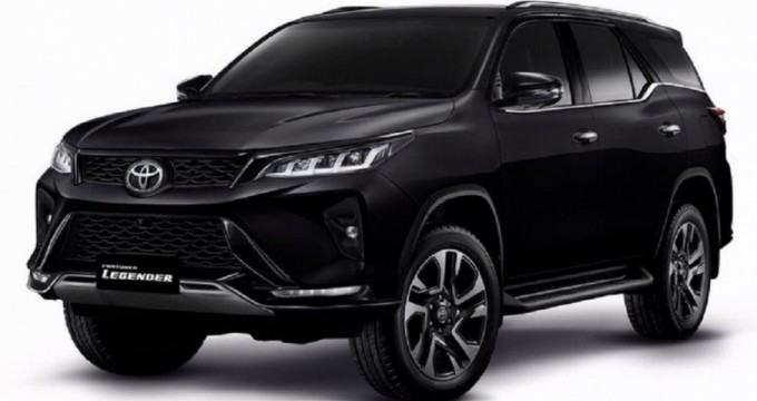 Sewa mobil online - Toyota Fortuner Facelift