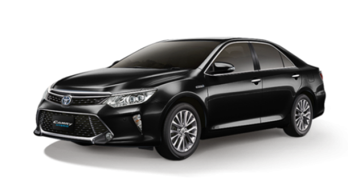 Sewa mobil online - Toyota All New Camry