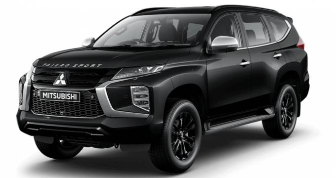 Sewa mobil online - Mitsubishi Pajero Sport Facelift