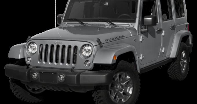 Sewa mobil online - Jeep Rubicon