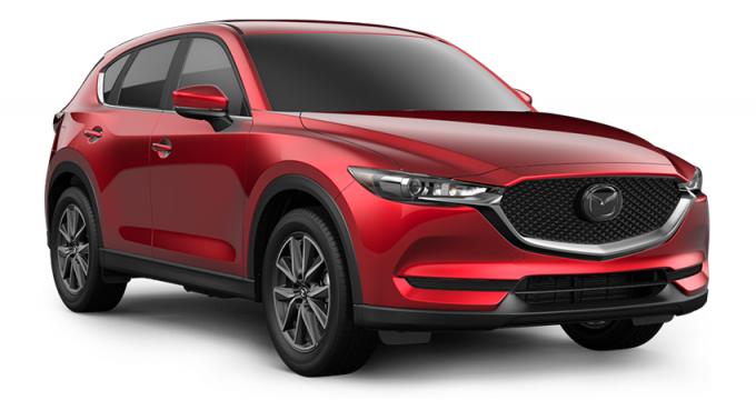 Sewa mobil online - Mazda CX5