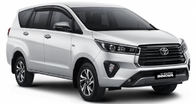 Sewa mobil online - Toyota Innova Facelift