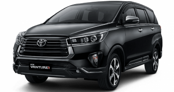 Sewa mobil online - Toyota Innova Venturer Facelift