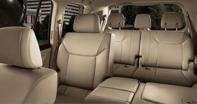 Sewa mobil online - Lexus LX570