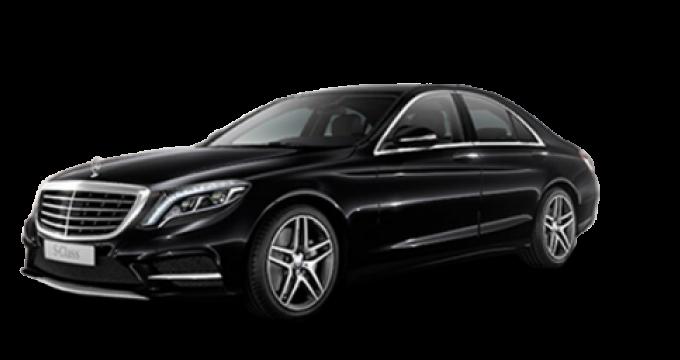 Sewa mobil online - Mercedes Benz S400