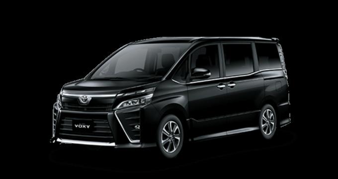 Sewa mobil online - Toyota All New Voxy