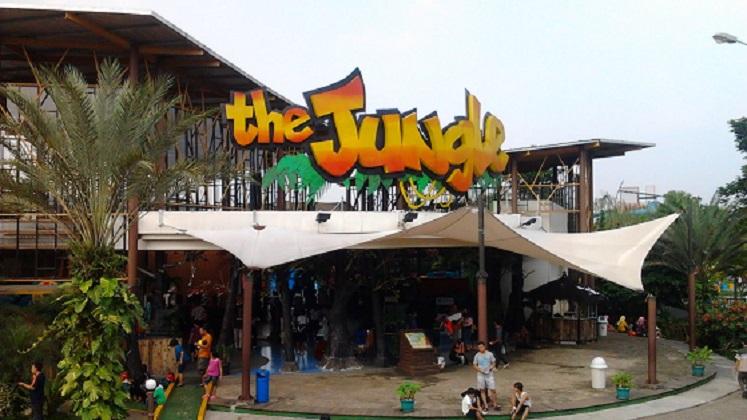 Wisata The Jungle Bogor Dari Jakarta