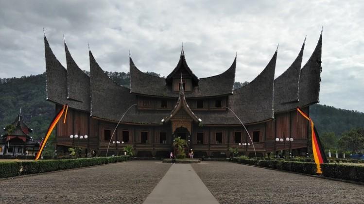 Wisata Padang Dari Jakarta