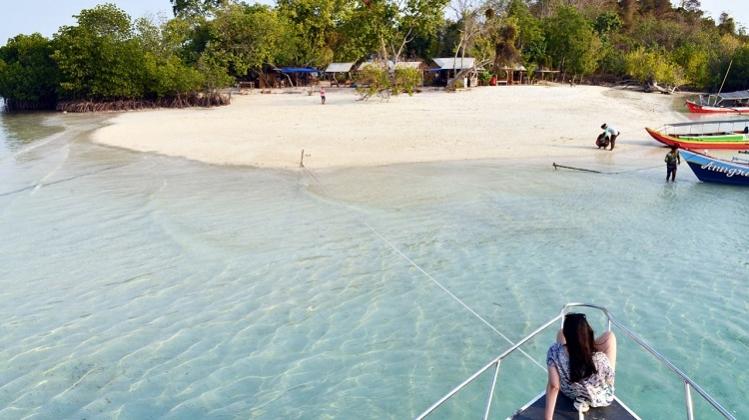 3D2N Wisata Pulau Pahawang