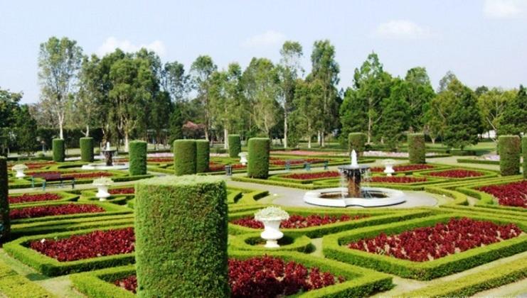 1 Day Trip Wisata Taman Bunga Nusantara Bogor