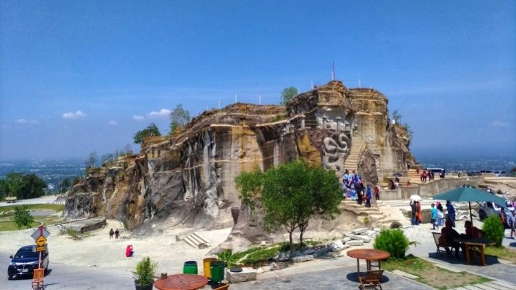 4D3N Wisata Jogjakarta (Goa Pindul)